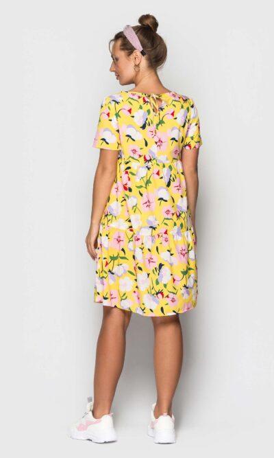 Веселенькое летнее платье