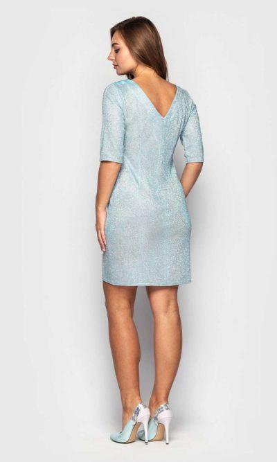 Блистящее платье по фигуре